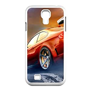 BMWM3 Samsung Galaxy S4 9500 Cell Phone Case White Y7392959