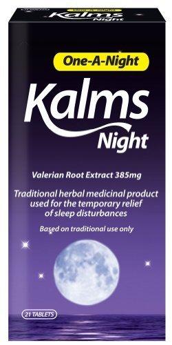 Un Kalms une Nuit somnifères (21 comprimés) Gr Lane Santé