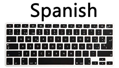 Protector de teclado español para MacBook Pro 15 17