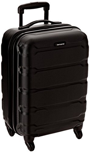 Samsonite Omni PC Hardside 20-Inch One Size Spinner – Black