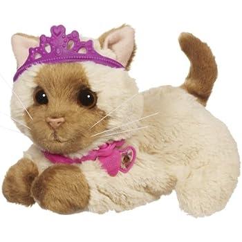 Amazon Com Furreal Friends Dress Me Babies Fancy Kitty