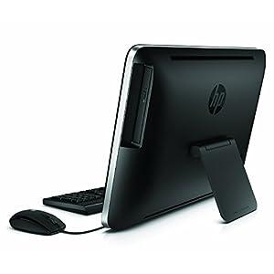 HP Pavilion 23-q113w Touchscreen All-In-One Desktop Intel Core i3-4170T 3.2GHz 6GB 1TB W10HP