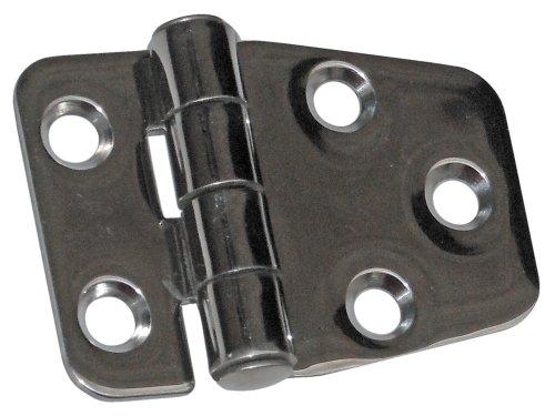 Five Oceans Stainless Steel Short Side Door Hinge, Individual - BC 627