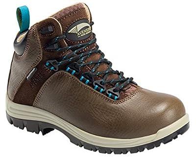 """Avenger Work Boot Women's Breaker 6"""" Composite Toe Puncture Resistant Waterproof Work Boot"""