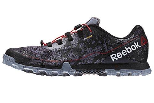 ReebokALL TERRAIN SUPER OR - Zapatillas trail - dust/black/red/smokey black-40 EU