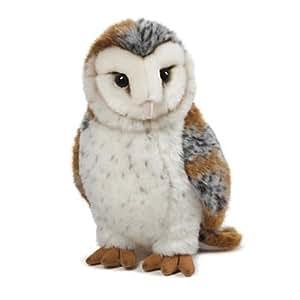 Amazon Com Webkinz Signature Barn Owl 10 5 Quot Plush Toys
