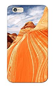 Hot Snap-on Arizona Colorado Antelope Canyon Plateau Rock Formations Hard Cover Case/ Protective Case For Iphone 6