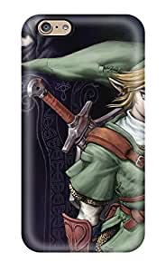 Defender Case With Nice Appearance (the Legend Of Zelda Character ) For Iphone 6 by mcsharks