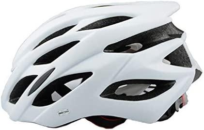 OOFAYHD Bicicleta Casco LED Luces traseras y Visera de Sol Insecto ...