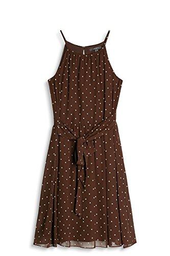 Collection Femme Dark Marron Robe Brown 200 ESPRIT 6SnTq1Wn