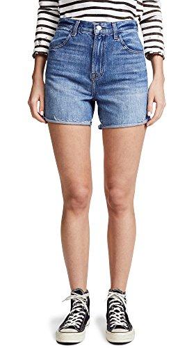 J Brand Women's Joan High Rise Shorts, Mimic, 30 by J Brand Jeans