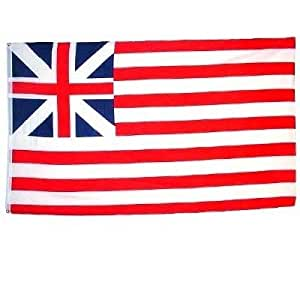 Grand Union–3'x 5' Polyester bandera