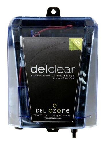 (Del Ozone Del Clear Ozonator for Above Ground Pools )
