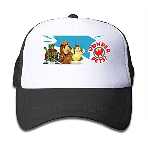 youth-the-wonder-pets-adjustable-snapback-mesh-cap-black-one-size