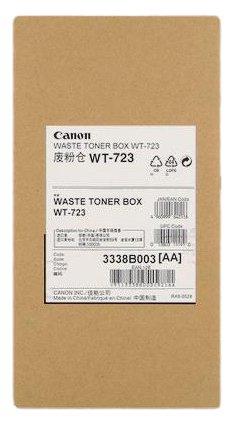 Canon WT 723 Waste Toner Box 1554360 WT723