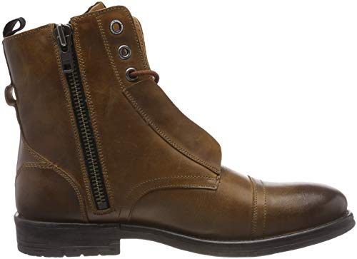 Pepe Tan Cut Stivali Jeans Tom Boot 869 Classici Uomo Marrone qqxavr