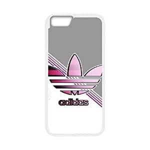 Plastic Cases Yyyqp iPhone 6s Plus 5.5 Inch Cell Phone Case White Adidas Generic Design Back Case Cover