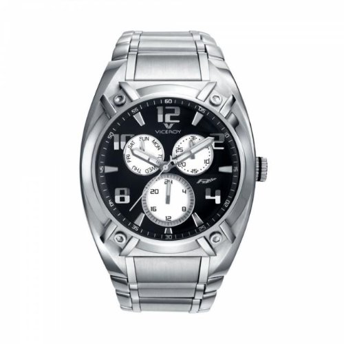 Reloj caballero Fernando Alonso Viceroy ref: 47557-15: Amazon.es: Relojes