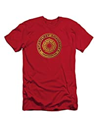 Star Trek Engineering Mens Premium Slim Fit Shirt