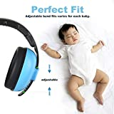 Baby Ear Protection Earmuff Muffs Sound Hearing Noise Airplane Travel for Infant Kids Toddler Newborn Child Babies