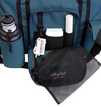 1e724ddf92cc FITNESS SAQ fitness gym bag with Shoe Compartment  Amazon.co.uk  Sports    Outdoors