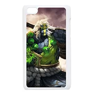 iPod Touch 4 Case White Defense Of The Ancients Dota 2 EARTH SPIRIT 002 LQ7418890