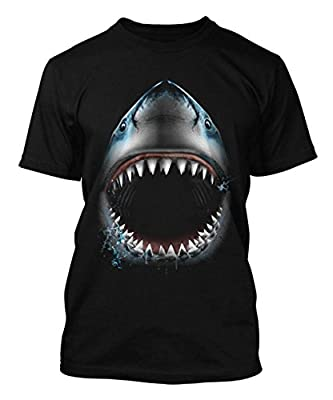 Big Ferocious Shark Men's T-shirt