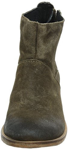 Hudson Fop - botas desert de cuero mujer beige - Beige (Beige)