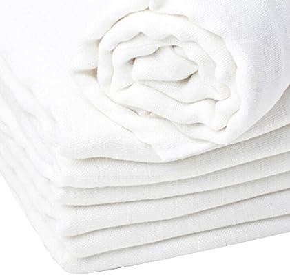 Método de limpieza para bebé – paño de muselina algodón orgánico ...
