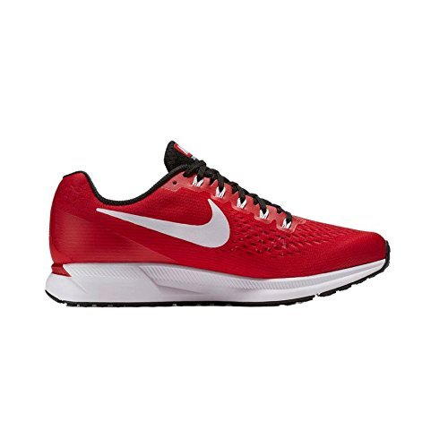 New Men's Nike Air Zoom Pegasus 34 (TB) Red Running Shoe Size 9.5