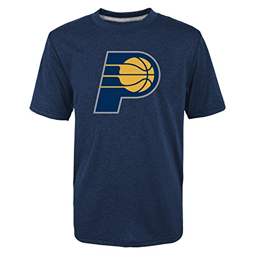 NBA Indiana Pacers Stand Out Short Sleeve Tee, Youth Large