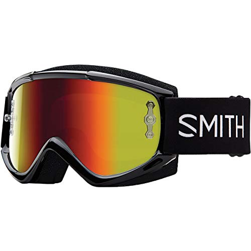 Smith Fuel V.1 Goggle Red Rock/Red Mirror, One Size ()