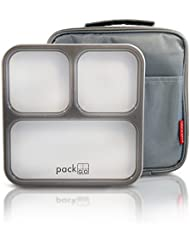 insulated bento boxes travel to go food containers home kitchen. Black Bedroom Furniture Sets. Home Design Ideas