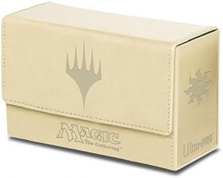 White Mana UP Dual Flip Box