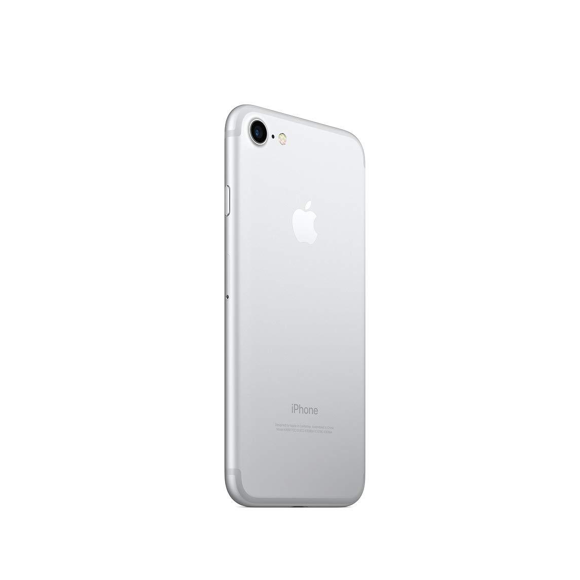9849e7c9e45faf Amazon.com  Apple iPhone 7 Unlocked Phone 32 GB - US Version (Silver)  Cell  Phones   Accessories