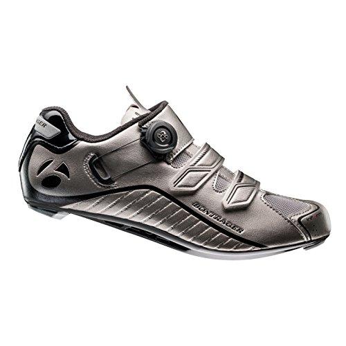 Bontrager Circuit Rennrad Fahrrad Schuhe grau 2016