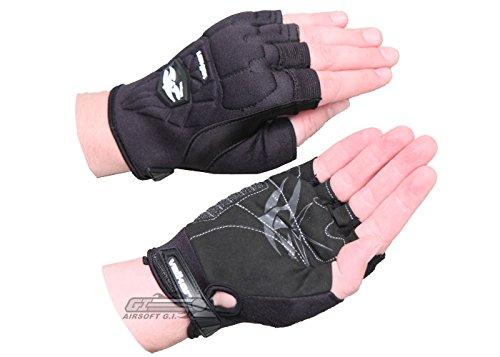 Gloves - Valken Impact Half Finger-S/M