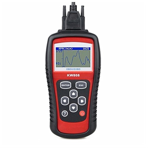 Maxiscan Ms509 Obd2 Scanner - 6