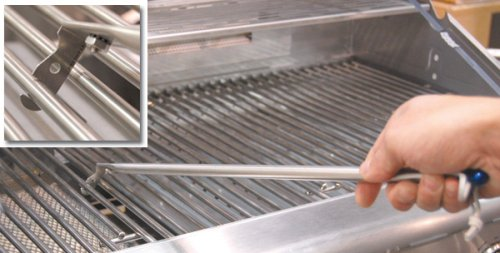 (GrillFloss - Ultimate BBQ Grill Cleaning Tool)