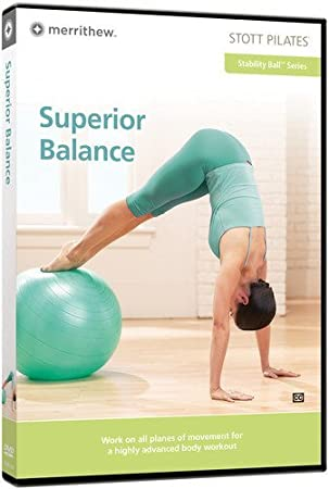 Amazon.com: Stott Pilates – Superior Equilibrio: Moira ...