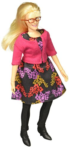 The Big Bang Theory Bernadette 8-Inch Action Figure