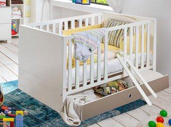 lit bebe barreaux amovibles. Black Bedroom Furniture Sets. Home Design Ideas