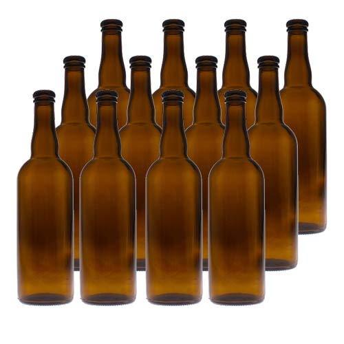 Belgian Beer Bottles 750 ml (Case of 12)