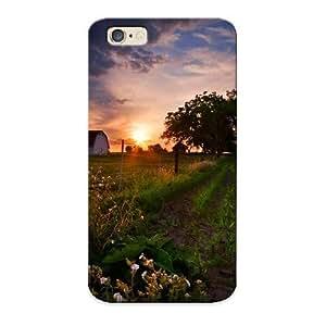 F7492cc3482 Standinmyside Farm Sunset Durable Iphone 6 Tpu Flexible Soft Case With Design