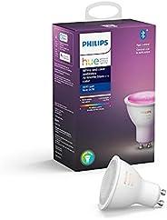 Philips Hue GU10 white & color ambiance 220V WiFi e Bluetooth base
