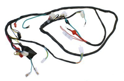 150cc scooter wire harness - 7