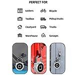 Lucchetto-Di-Impronte-Digitali-in-Metallo-Impermeabile-Collegamento-Bluetooth-La-Ricarica-IP65-Impermeabile-USB-Adatto-A-Porta-Valigia-Zaino-Palestra-Bici-Ufficio