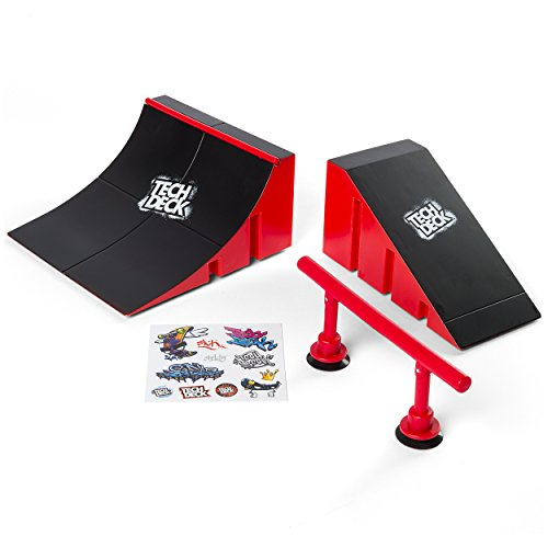 Tech Deck – Sk8 Anywhere Park Launch N' Grind Set
