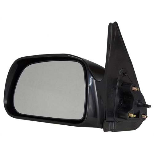 NEW LH DOOR MIRROR FITS TOYOTA 01-04 TACOMA DLX MANUAL TO1320160 70038T 87910-04080