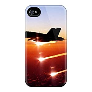 Dana Lindsey Mendez Fashion Protective F 18 Flareset Case Cover For Iphone 4/4s